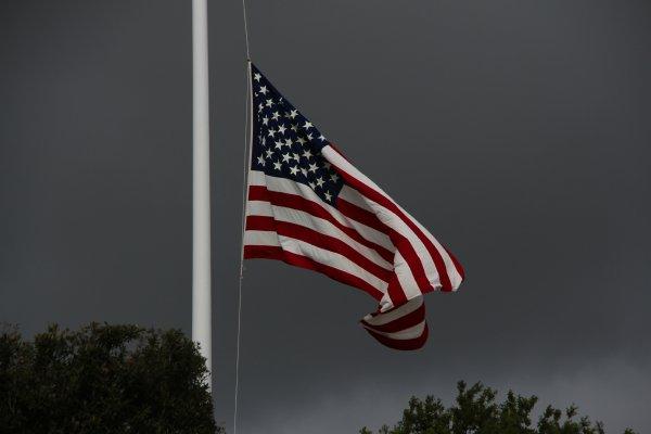 Memorial Day 26 mai 2019, Normandy American Cemetery - 2 -
