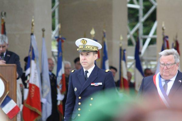 Memorial Day 26 mai 2019, Normandy American Cemetery - 5 -