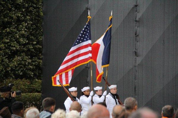 Memorial Day 26 mai 2019, Normandy American Cemetery - 6 -