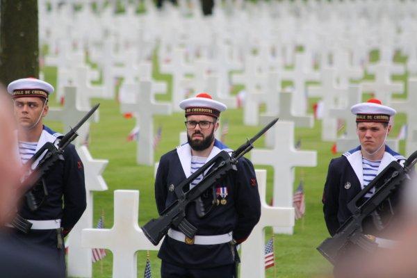 Memorial Day 26 mai 2019, Brittany American Cemetery - 3 -