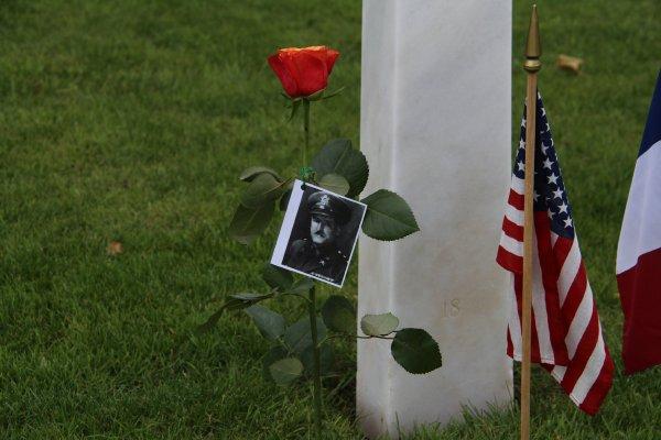 Memorial Day 26 mai 2019, Brittany American Cemetery - 5 -