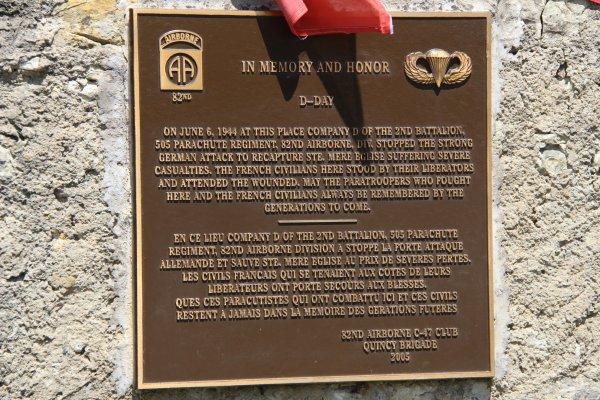 Neuville-au-Plain : 746th Tank Battalion 8 juin 2019