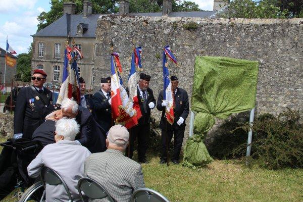 Neuville-au-Plain : 746th Tank Battalion 8 juin 2019 - 2 -