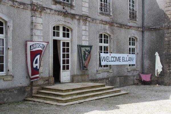 Neuville-au-Plain : péparatifs - 3 -