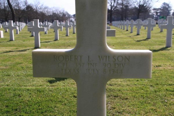 Caporal Robert L. Wilson  - 2 -
