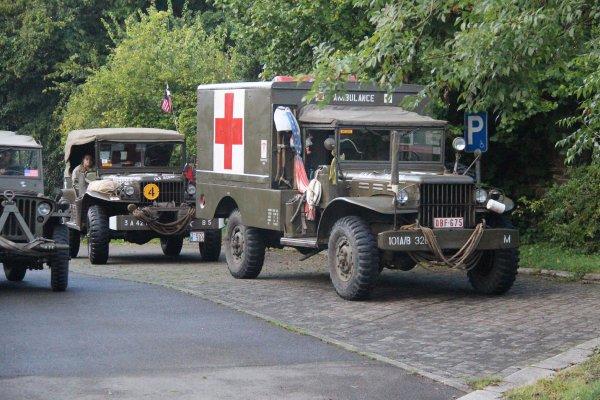 Ralley La Roche-en-Ardennes 2021 - 1 -