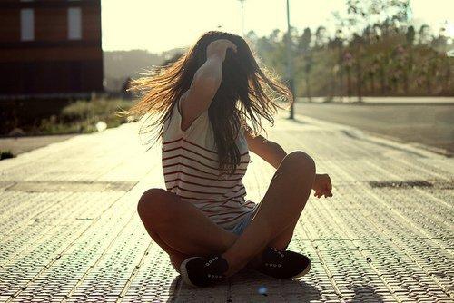 '' Si tu pleures trop parce que tu as perdu ton soleil, tes larmes t'empêcheront de voir les étoiles''