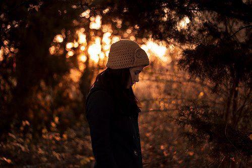 Je ne suis pas la même, je peux paraître la même mais mon sourire n'est vrai comme il l'était ♥
