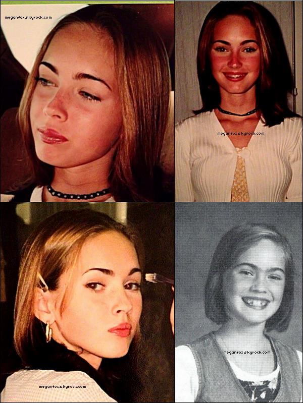 88 Découvrez des images exclusives de Megan Fox, à l'adolescence.   88
