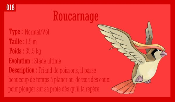 Roucool, Roucoups et Roucarnage