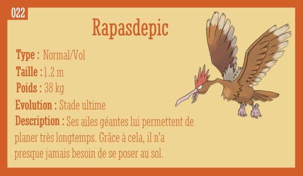 Piafabec et Rapasdepic
