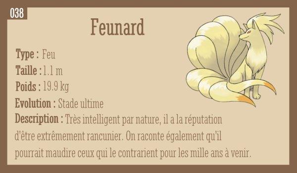 Goupix et Feunard