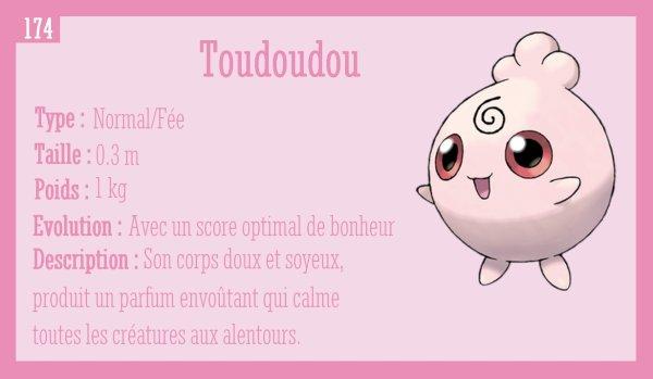 Toudoudou, Rondoudou et Grodoudou