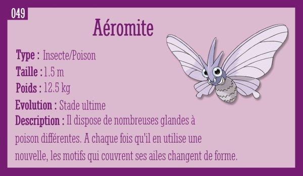 Mimitoss et Aéromite