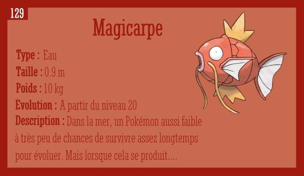 Magicarpe et Léviator