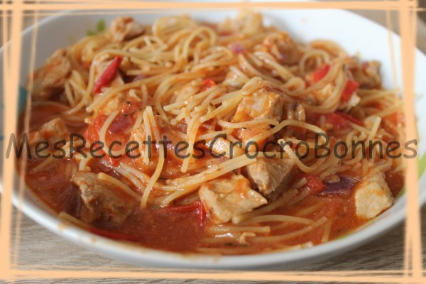 Mon test de ONE POT PASTA