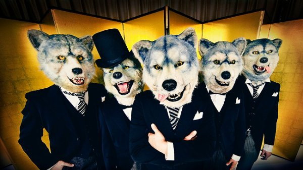 MASH UP THE WORLD / MAN WITH A MISSION - COLOURS (2012)
