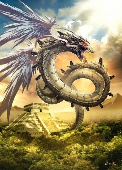 LE Quetzalcoatl