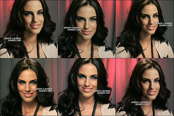 . Des photos à partir d'un shoot pour un portrait que Jessica a fait à New York en mai 2010 , viennent d'apparêtre sur le net.  .