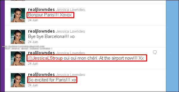 . 16 Juin : Miss Jessica était au « Isklar  , Let's Do Different » une sorte de solidarité en maquillent quelques gens . .
