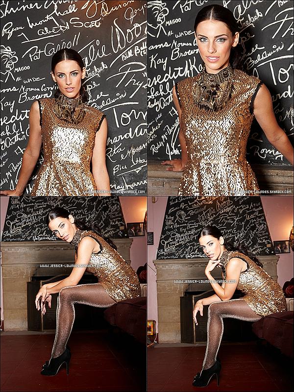 """. Jessica Lowndes pose pour le magasine """"Life & Style"""" en 2009          (2éme partie).."""