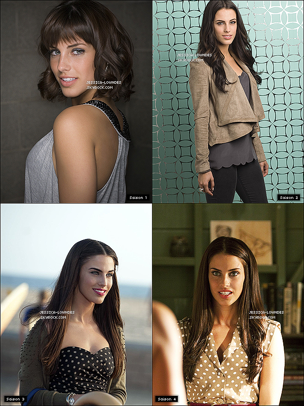 . De la junkie à la garce, dans quel saison préféres-tu Adrianna Tate-Duncan dans la serie 90210 ? .