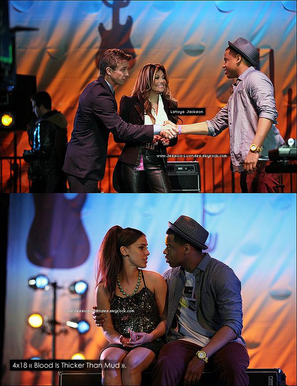 . 08 Mars 2012 : Jessica Lowndes a été vue se rendant sur le plateau de 90210 en jogging, pour tourner la saison 4. .