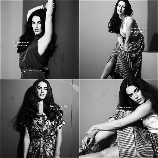 . Un nouveau shooting de Jessica vient d'apparaître sur le net, découvrez les photos ci-dessous. .