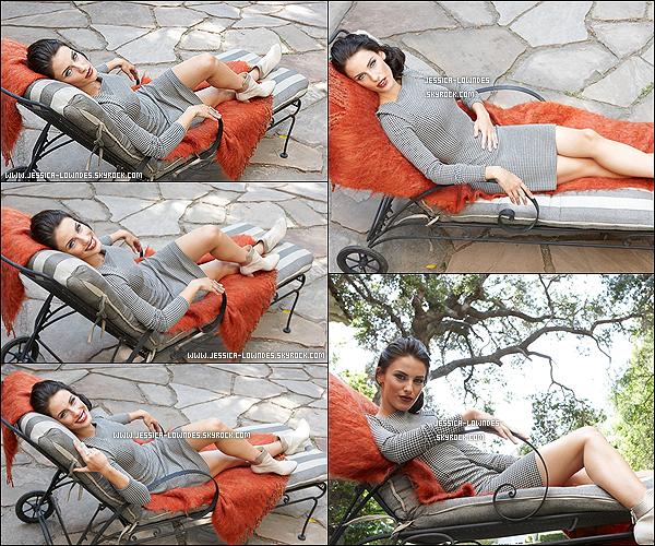 """. Jessica Lowndes pose pour le magasine """"Life & Style"""" en 2009          (5éme partie).."""