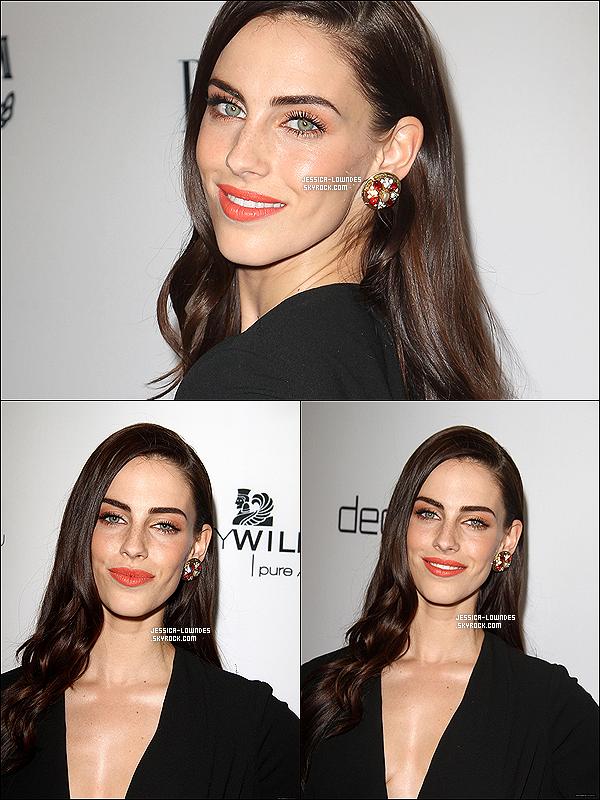 """28 février 2013 : Jessica Lowndes était au """"Bravo's 'Dukes of Melrose"""", à Los Angeles (Californie)."""