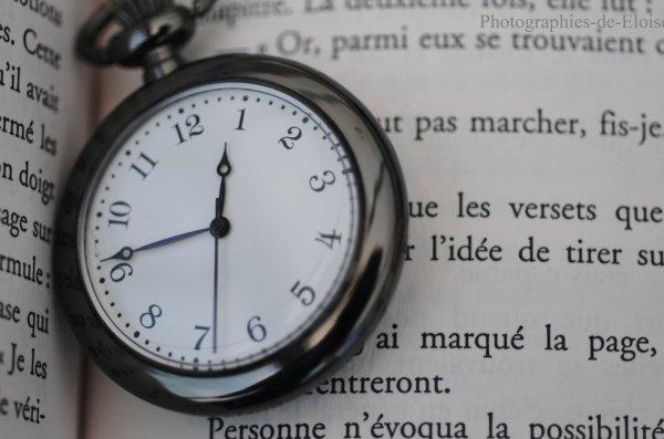 Le temps emporte les personnes mais pas les souvenirs. ☼