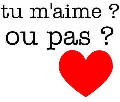 Tu M'aime ?