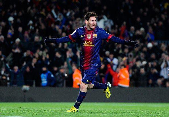 Les goûts de Messi <3<3
