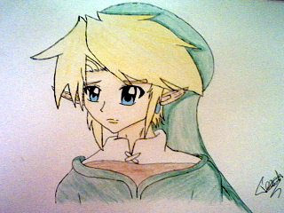 The Legend of Zelda : Link .