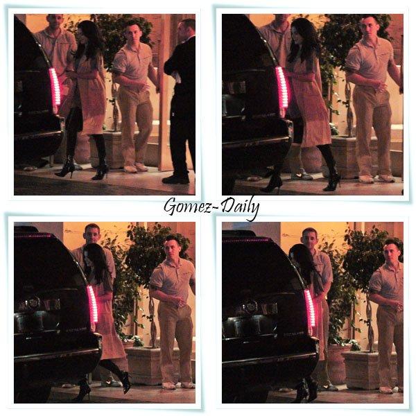 25.06.15 - Selena Gomez en Californie.