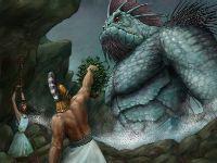 Persée Vs Kraken