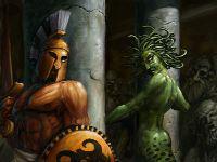 Persée Vs Méduse