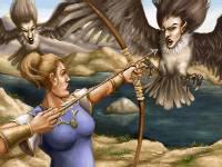 Atalante Vs Harpies
