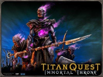 L'extension : Immortal Throne