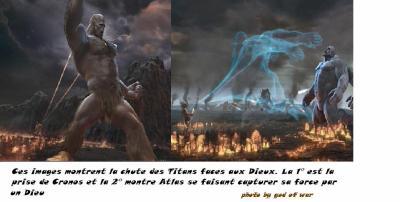 Dieux / Titans