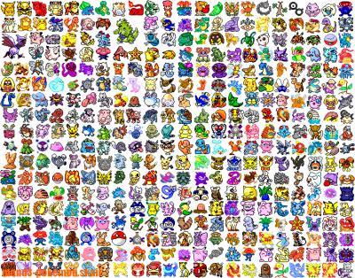 Quelque ancien pok mon blog de mond3 pokemon officiel - Toute les evolution pokemon ...