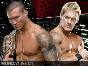 Randy Orton Vs Chris Jericho - Single Mach