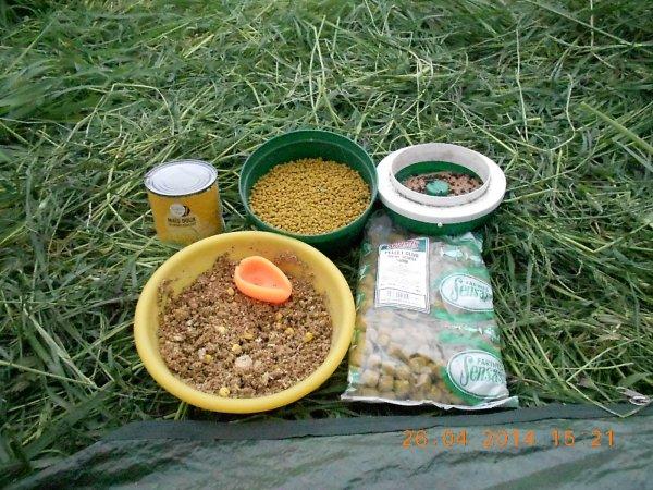 method feeder au canal