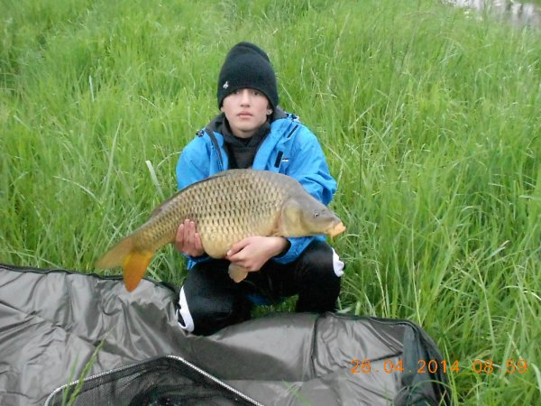 method feeder en canal
