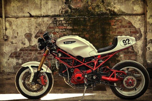 Ducati S2R 800