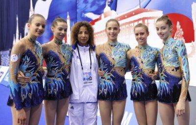 Championnat du monde : concours général et qualification ensembles