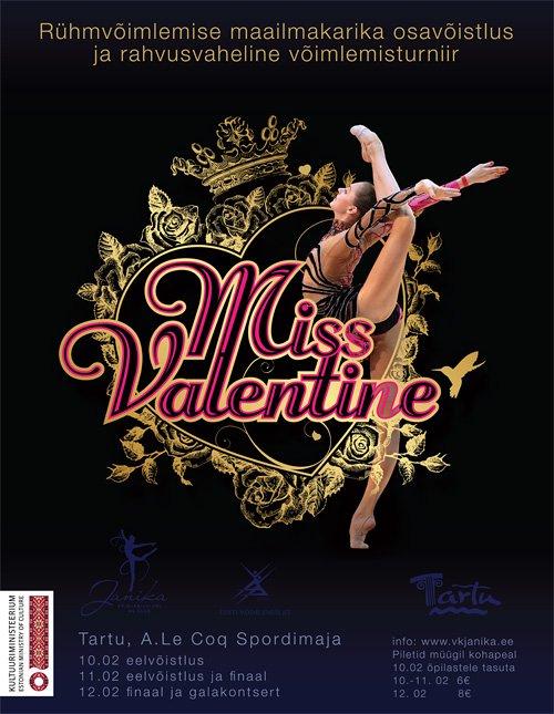 Miss Valentine 2012