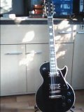 Photo de guitare-tabl