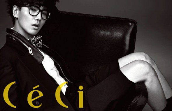 Ye Sung (Super Junior) // Céci [Mars 2013]