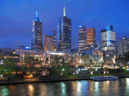 I ♥ Melbourne